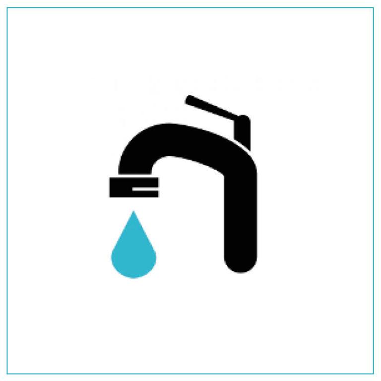 Control de potabilidade da auga