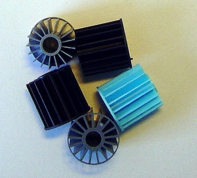 Material Filtrante PEHD