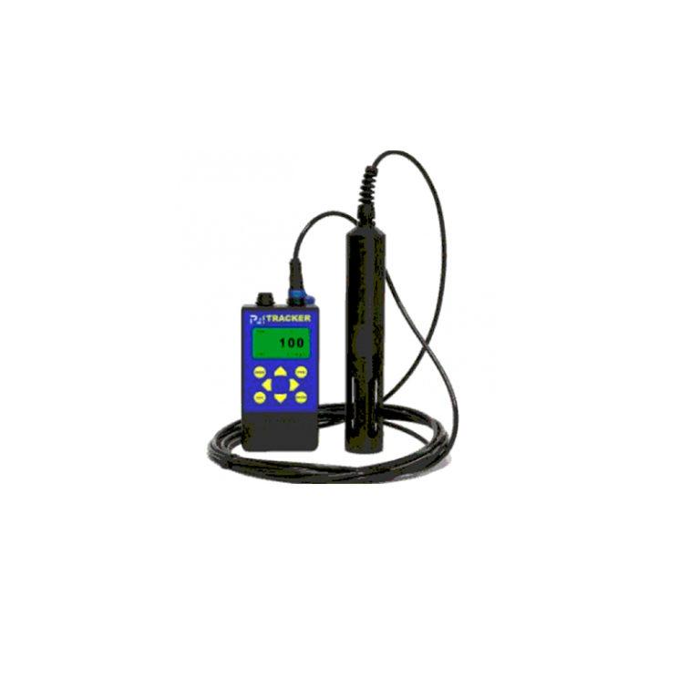 Medidor de Saturación de Gases